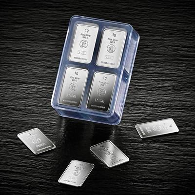 Silver100x1g