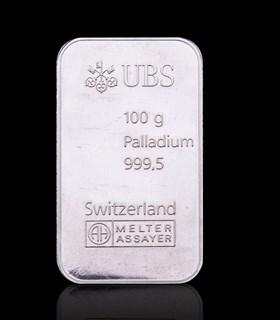 palladium100g